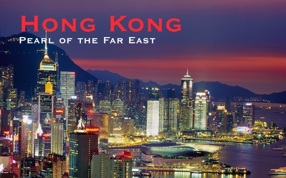 China – Hong Kong: Pearl of the Far East
