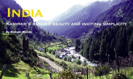 India – Kashmir's rugged beauty and inviting simplicity