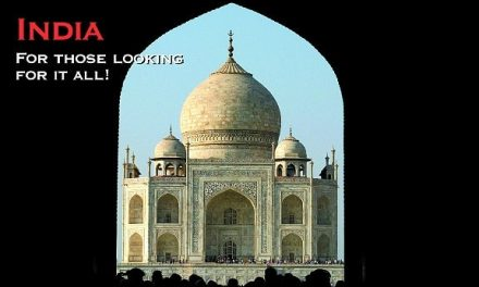 India – For those looking for it all! – Part 2