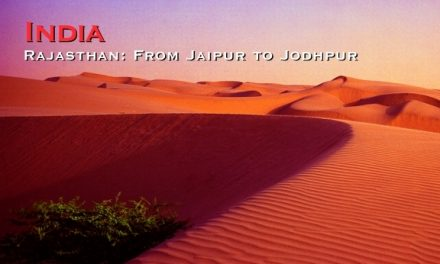 India – Rajasthan: From Jaipur to Jodhpur