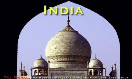 India – Taj Mahal The Most Extravagant Monument To Love Ever Built