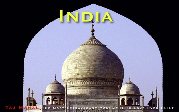 India – Taj Mahal The Most Extravagant Monument To Love Ever Built