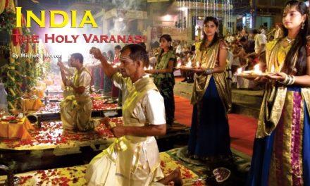 India – The Holy Varanasi