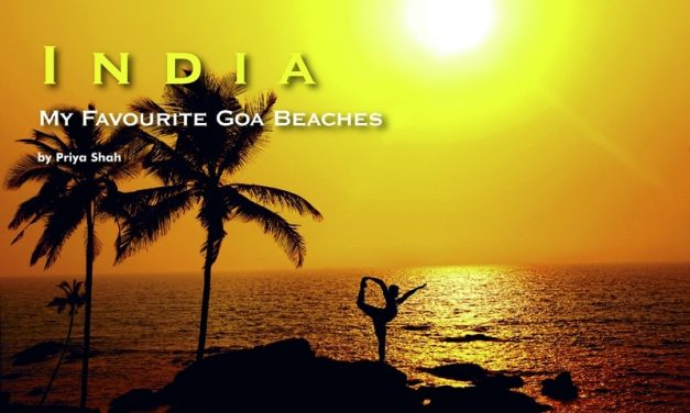 India – My Favourite Goa Beaches