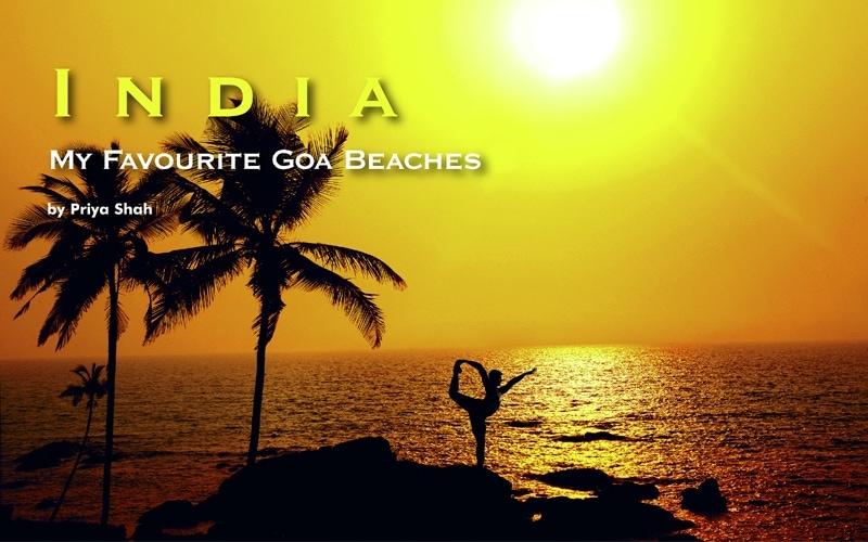 India – My Favourite Goa Beaches