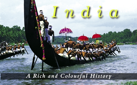 India – A Rich and Colourful History