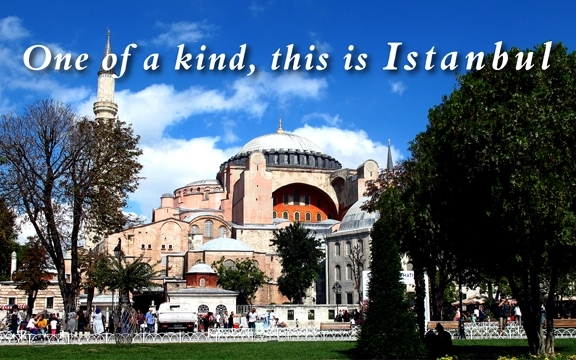 Turkey – One of a kind, this is Istanbul