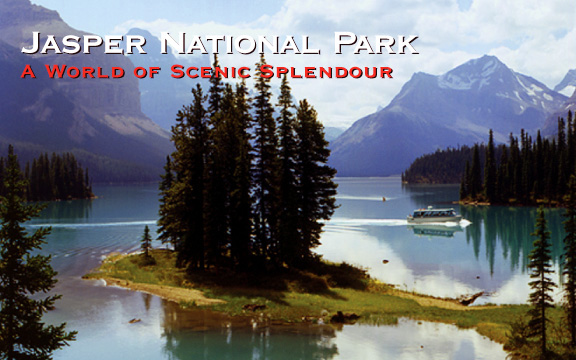 Jasper National Park A World of Scenic Splendour