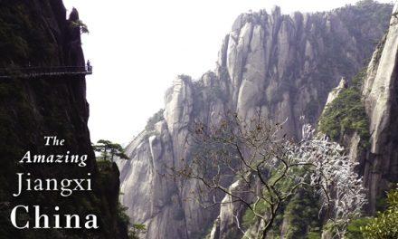 China – The Amazing Jiangxi