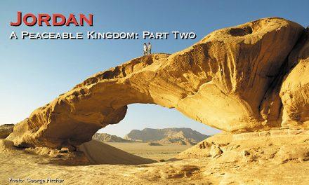 Jordan: A Peaceable Kingdom – Part 2