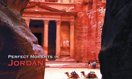 Perfect Moments in Jordan