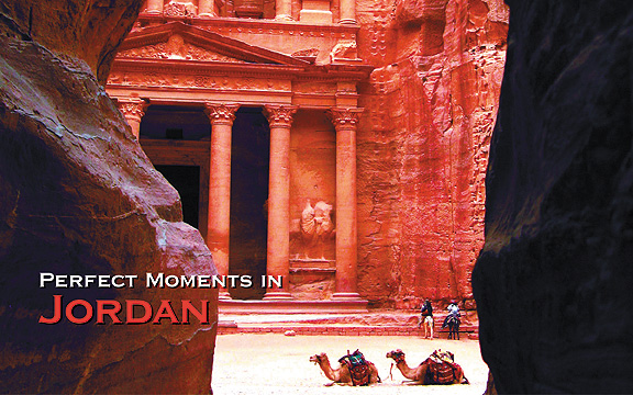 Perfect Moments in Jordan