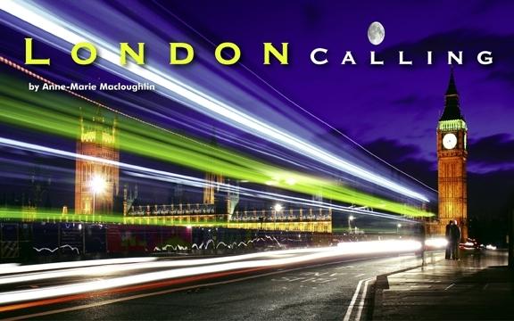 England – London Calling