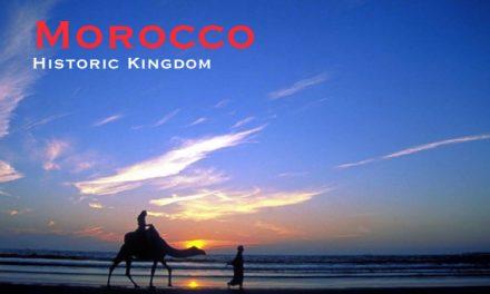 Morocco – Historic Kingdom on the Atlantic and the Mediterranean