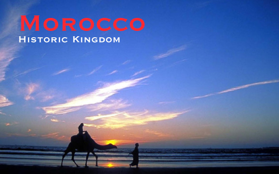 Morocco – Historic Kingdom on the Atlantic and the Mediterranean