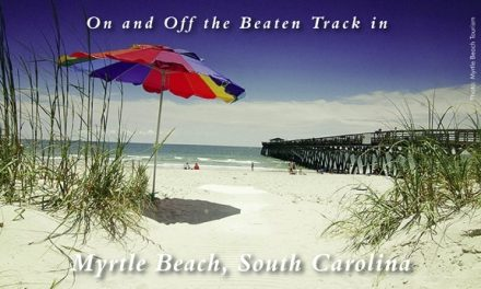 South Carolina – On and Off the Beaten Track in Myrtle Beach