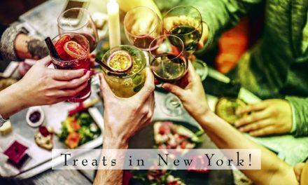 USA – Treats in New York!