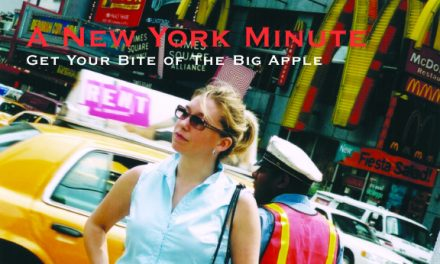 A New York Minute: Get Your Bite of The Big Apple