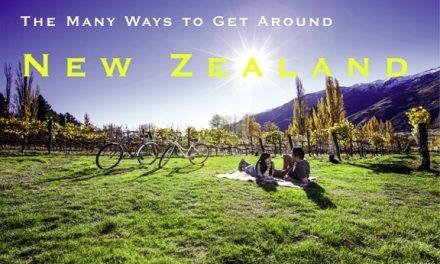 The Many Ways to Get Around New Zealand