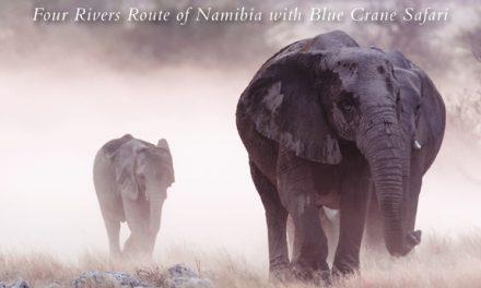 Namibia – Four Rivers Route of Namibia with Blue Crane Safari