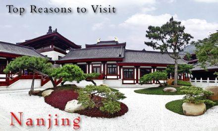 China – Top Reasons to Visit Nanjing