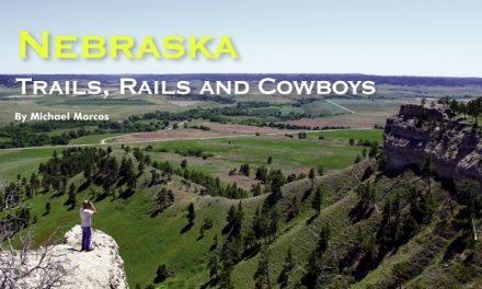Nebraska – Trails, Rails and Cowboys