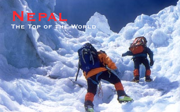 Nepal – The Top of the World