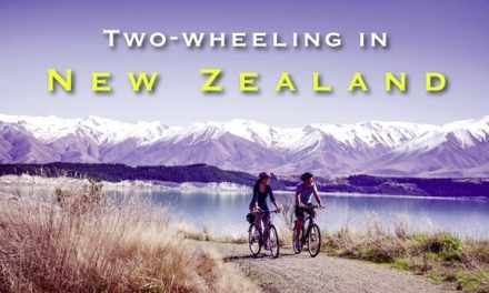 Two-wheeling in New Zealand