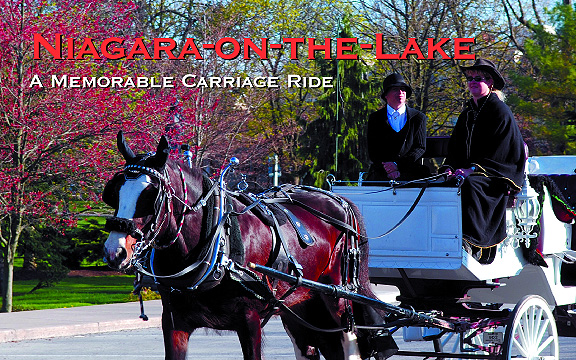 Niagara-on-the-Lake, Ontario – A Memorable Carriage Ride