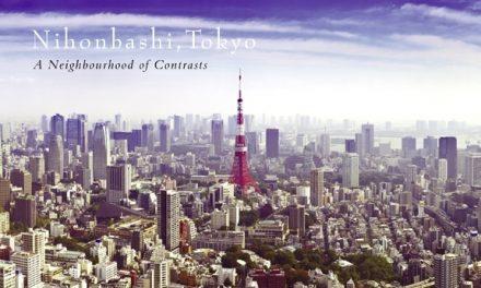 Japan – Nihonbashi, Tokyo: A Neighbourhood of Contrasts