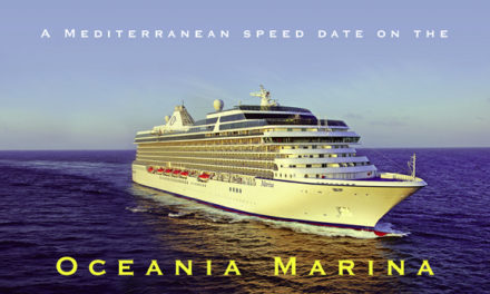 Oceania Marina – A Mediterranean speed date