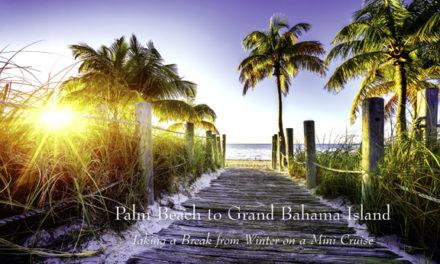 Palm Beach to Grand Bahama Island