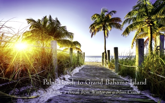 Palm Beach to Grand Bahama Island