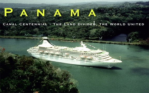 Panama – Canal Centennial: The Land Divided, the World United