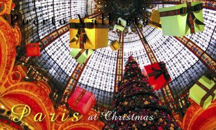 France – Paris at Christmas