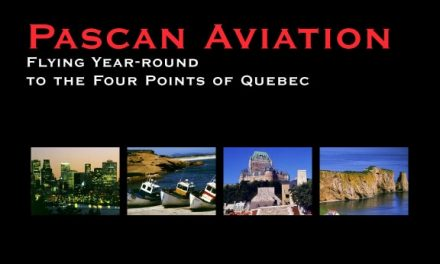 Pascan Aviation – Flying Year-round to the Four Points of Quebec