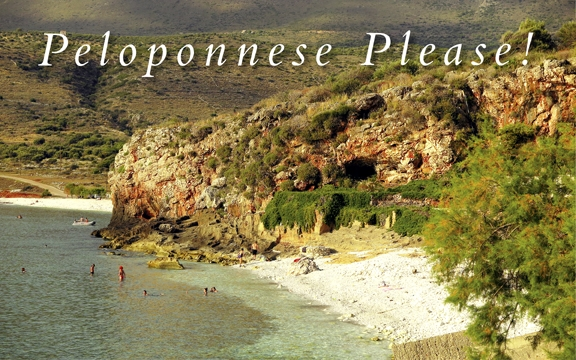 Greece – Peloponnese Please!