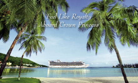 Feel Like Royalty Aboard Crown Princess