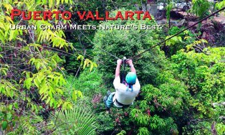 Mexico – Puerto Vallarta: Urban Charm Meets Nature's Best