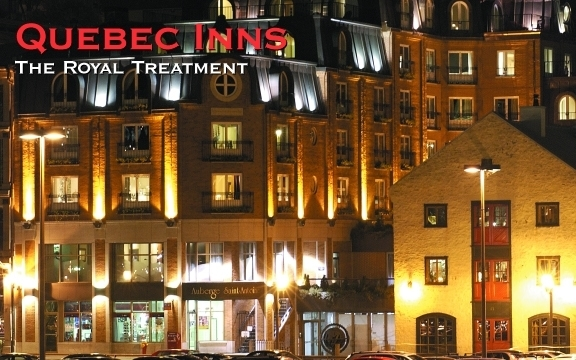 Quebec Inns – The Royal Treatment