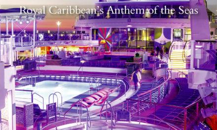 Royal Caribbean's Anthem of the Seas