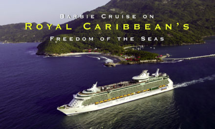 Barbie Cruise on Royal Caribbean's Freedom of the Seas