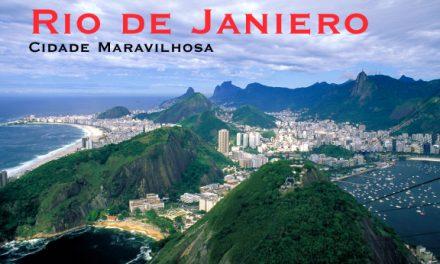 Brazil – Rio de Janeiro: Cidade Maravilhosa