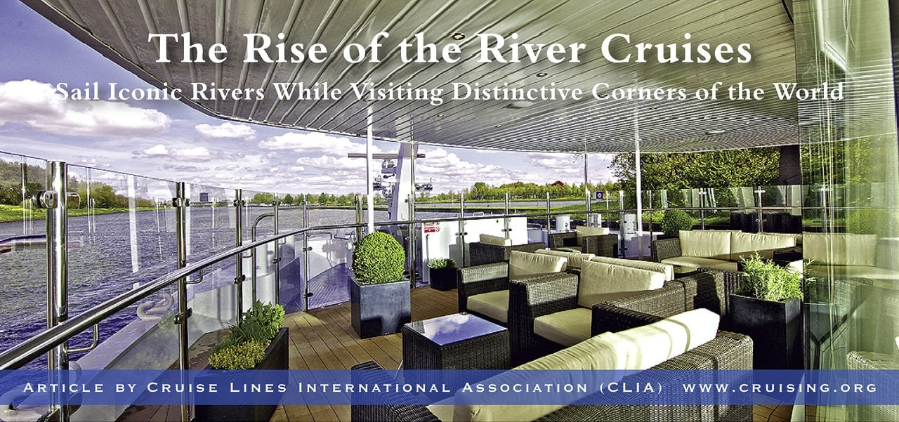 The Rise of the River Cruises