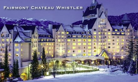 Whistler, BC – Going above and beyond at the Fairmont Chateau Whistler