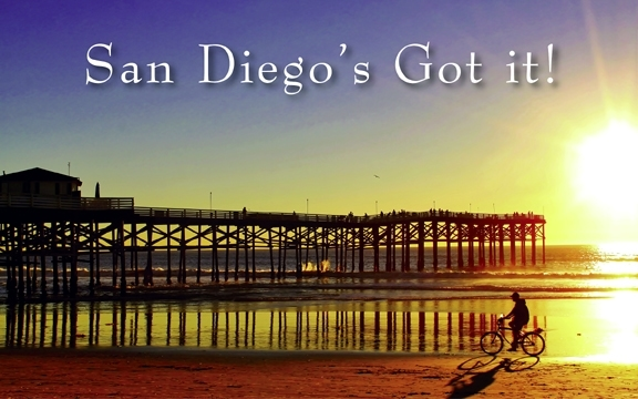 San Diego's Got it!