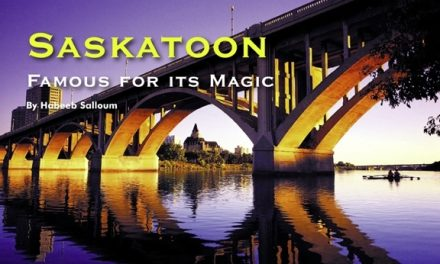 Saskatoon – Famous for its Magic