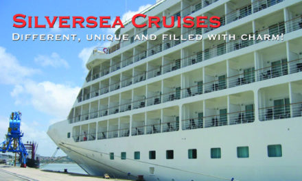 Silversea Cruises: Different, unique and filled with charm!
