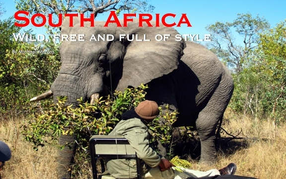 South Africa – Wild, free and full of style