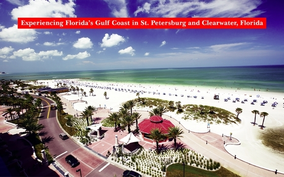 Experiencing Florida's Gulf Coast in St. Petersburg and Clearwater, Florida
